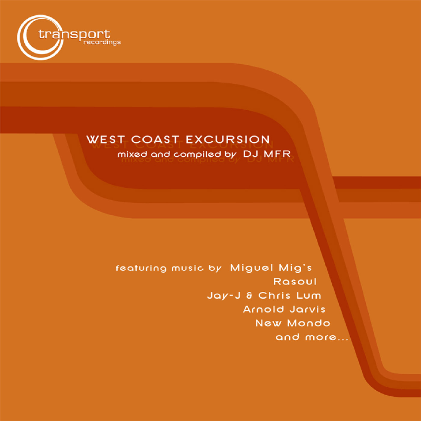 West Coast Excursion 1